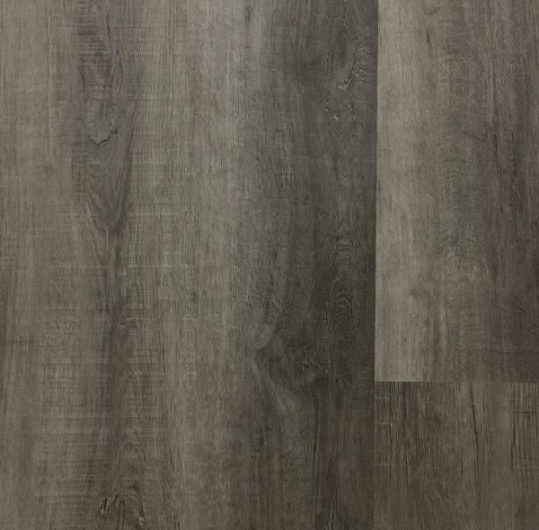 WOOD LOOK VINYL FLOORING 4.5MM (Dusty Charcoal) With Underlay