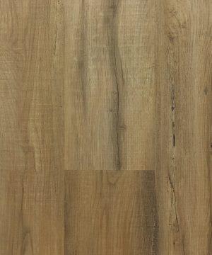 WOOD LOOK VINYL FLOORING 4.5MM (Oyster Shell) With Underlay