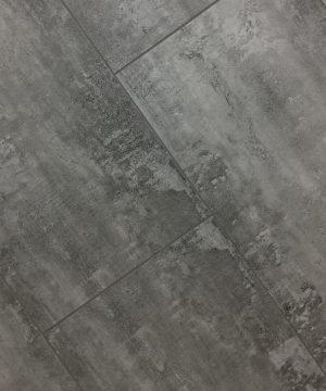 TILE LOOK VINYL FLOORING 8MM (Silver Slate)